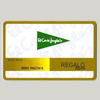 Tarjeta Regalo El Corte Inglés 20€